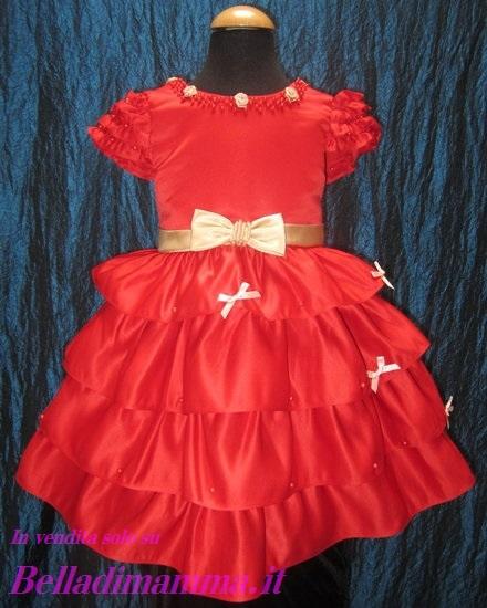 Vestito Per Cerimonia Bambina