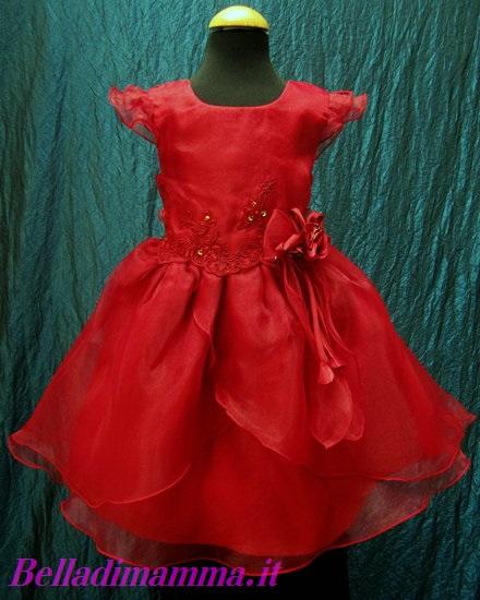 Vestito da damigella bambina abiti cerimonia bambina for Offerta telecom per clienti da piu di 10 anni